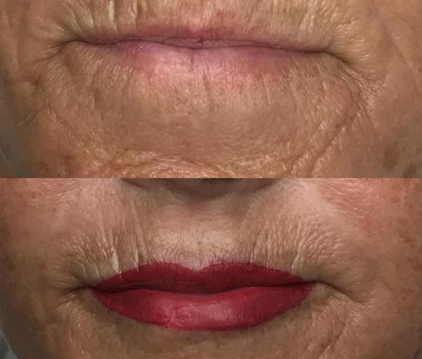 SPMU Lips 8
