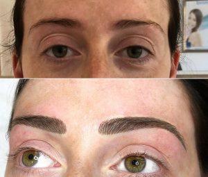 semi permanent makeup beau boutique salon