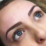 permanent makeup eyebrows