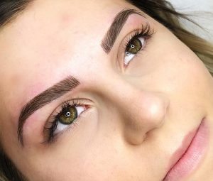 Semi Permanent Makeup Eyebrows by Charmaine Harding