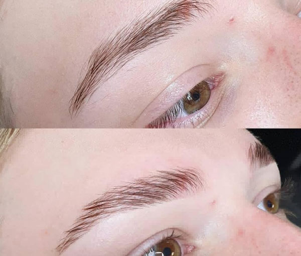 Eyebrow Lamination 5