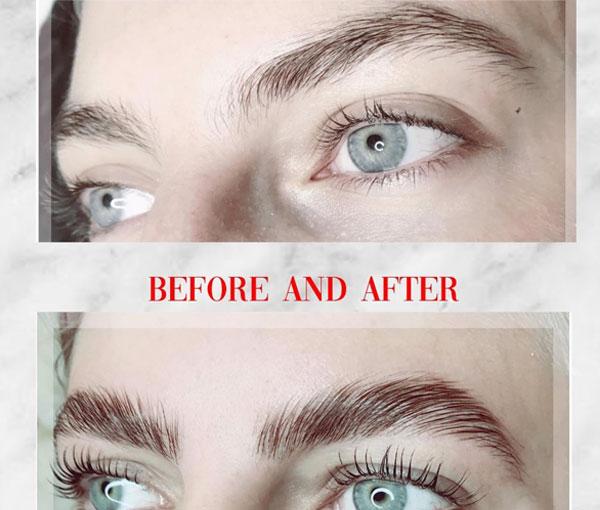 Eyebrow Lamination 6