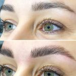Eyebrow Lamination 1