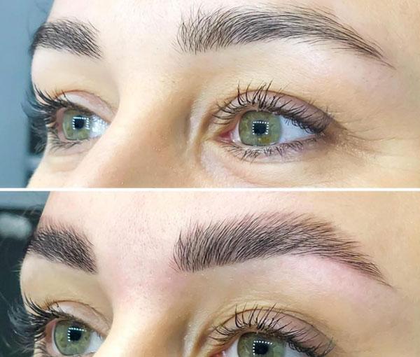 Eyebrow Lamination 8