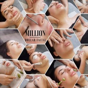 Million Dollar Facial 6