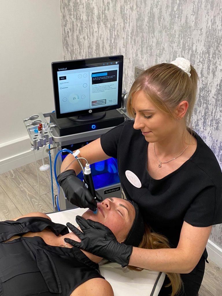 HydraFacial at Beau Boutique
