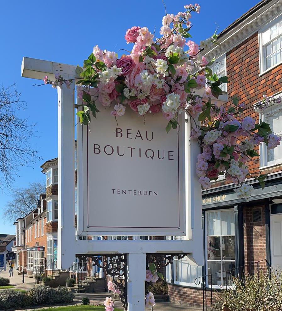 About Beau Boutique Tenterden 7