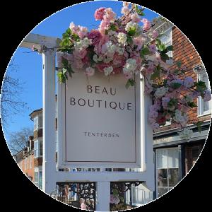 About Beau Boutique Tenterden 1