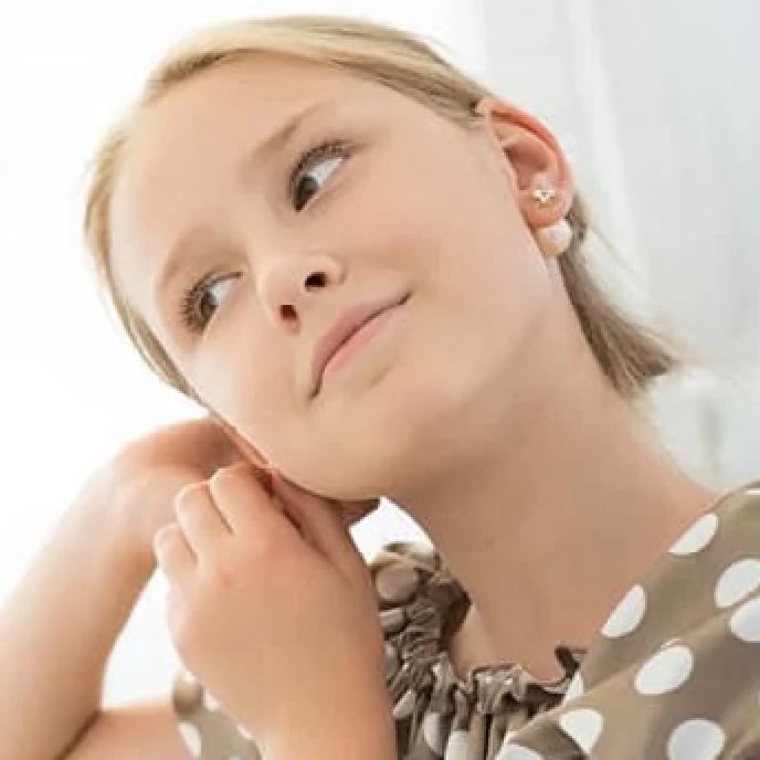 Children's Ear Piercing Kent